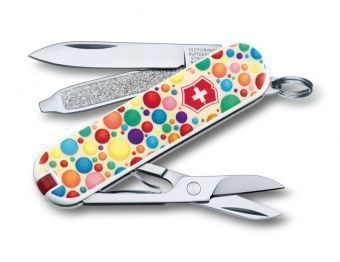 Нож-брелок Victorinox Color up your life 0.6223.L1403