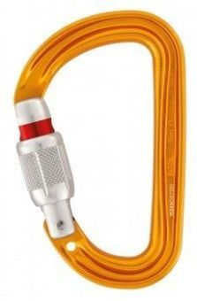 Карабин Petzl Sm'D Screw Lock